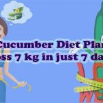 Cucumber Diet Plan