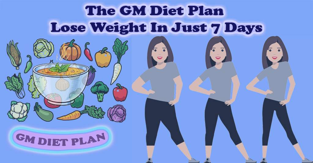 The GM Diet Plan