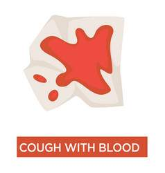Cough with blood